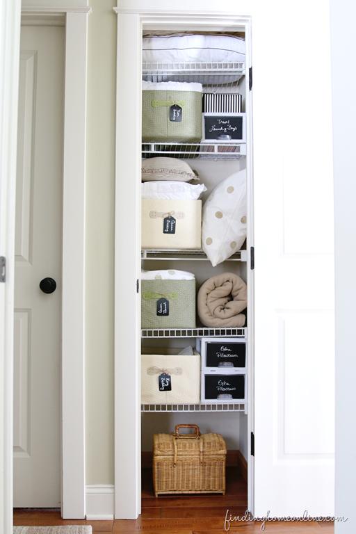 linen closets if you have a tiny narrow linen closet space then laura QZMCAPV