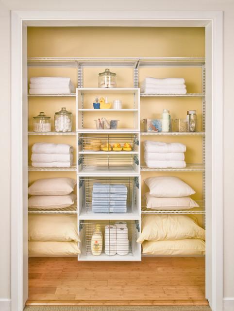 linen closets linen closet storage traditional-closet ZZAYSUY