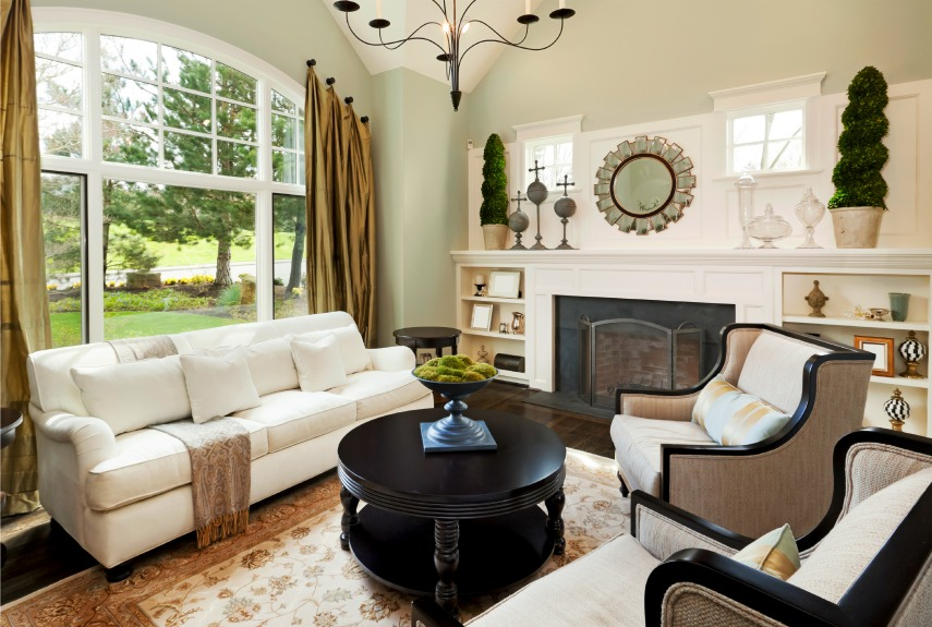 Living Room Decoration Ideas To Make Your House More Beautiful