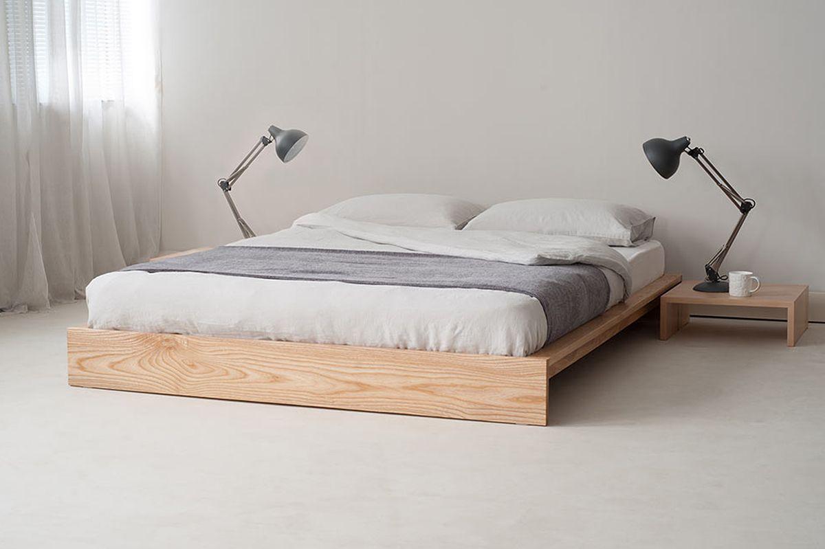 low bed frames mural of platform and metal bed frame, two best minimalist bed VSHBWZL