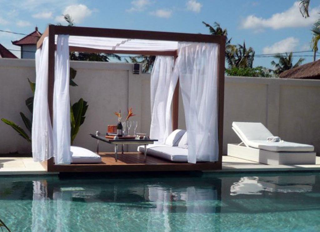 luxurious pool furniture ideas for your yard GMRAECJ