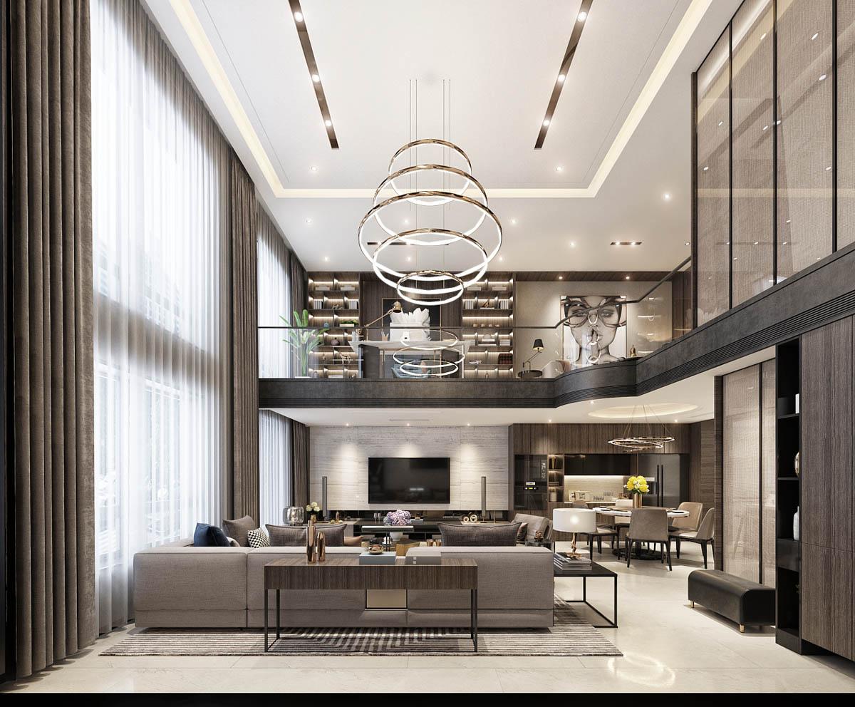 luxury interior design 1 ... RSKWJBP