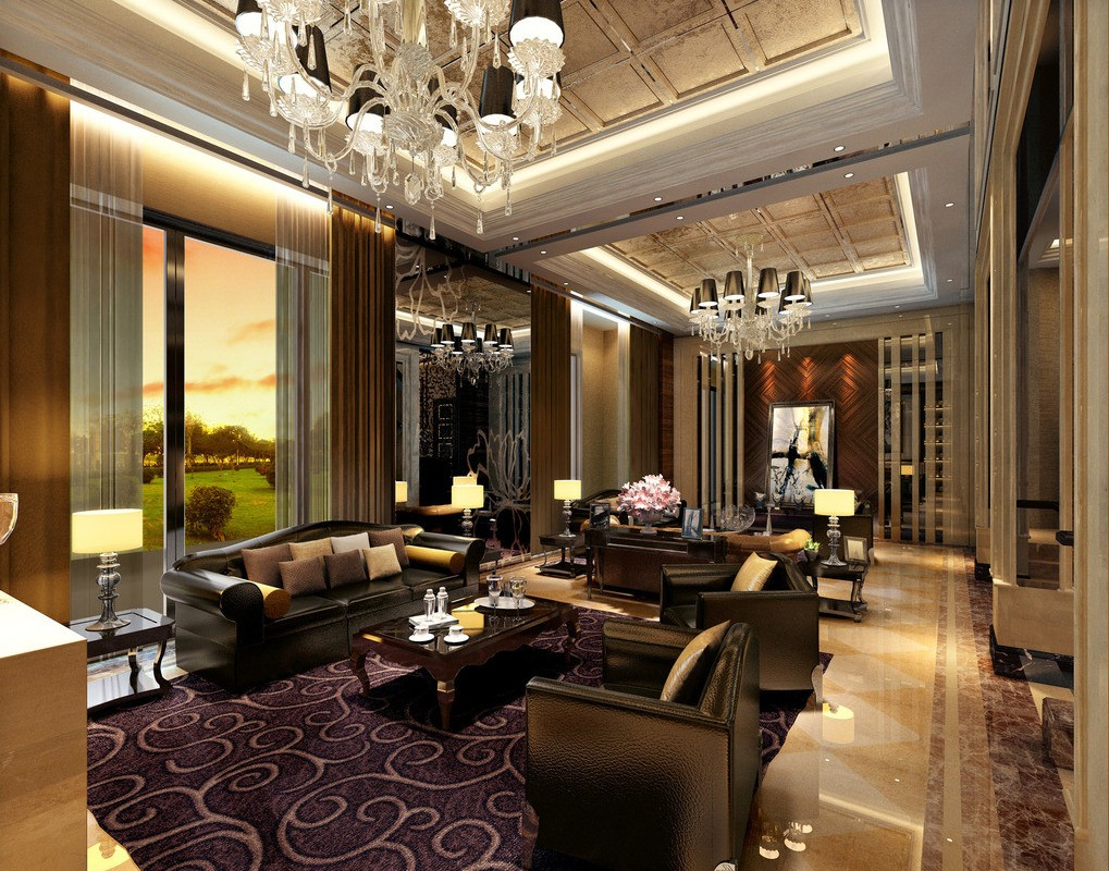 Luxury Interior Design For Elegant Lifestyle