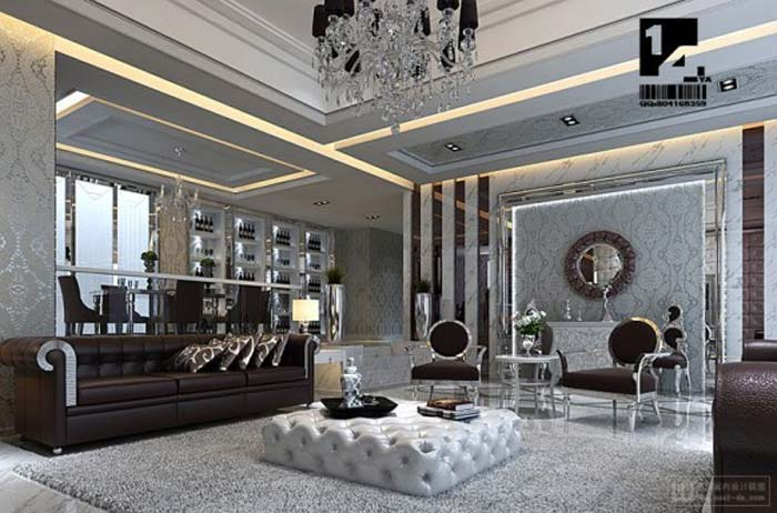 luxury ınterior design ... luxury homes designs interior custom interior design for luxury homes XZAMQAA