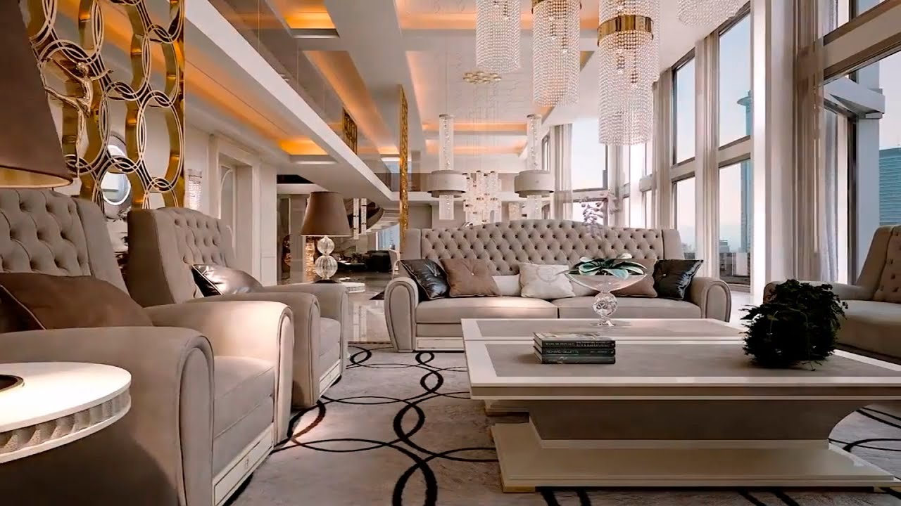 Luxury ınterior Design Luxury Interior Design 2017 TUQDHYU Awesome Design