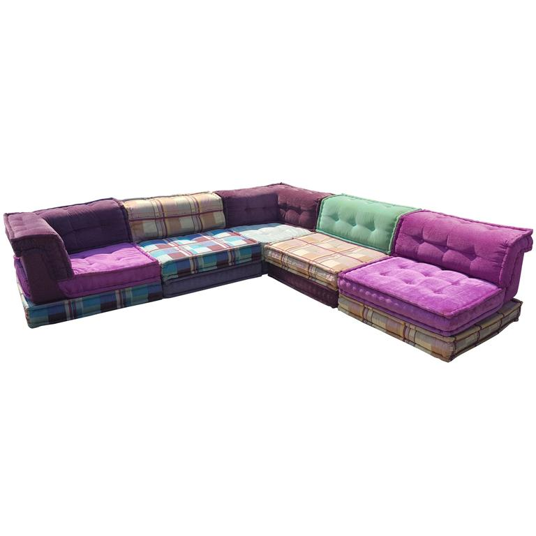 mah jong modular sofa by roche bobois for sale ZWEYAVZ