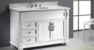 marvelous white bathroom vanity home furniture regarding 42 prepare 18 VWSCOPK