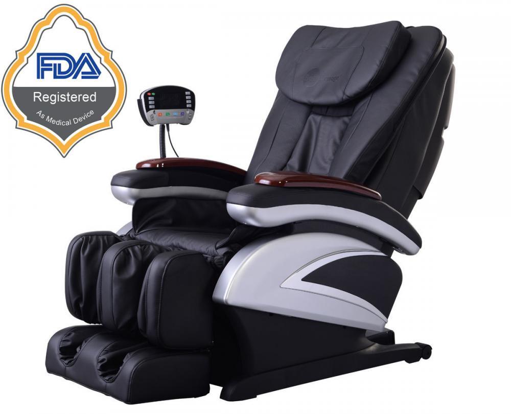 massage chairs electric full body shiatsu massage chair recliner w/heat stretched foot RPMSXPU