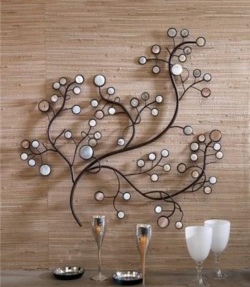metal wall decor ideas 1 TAGORYK