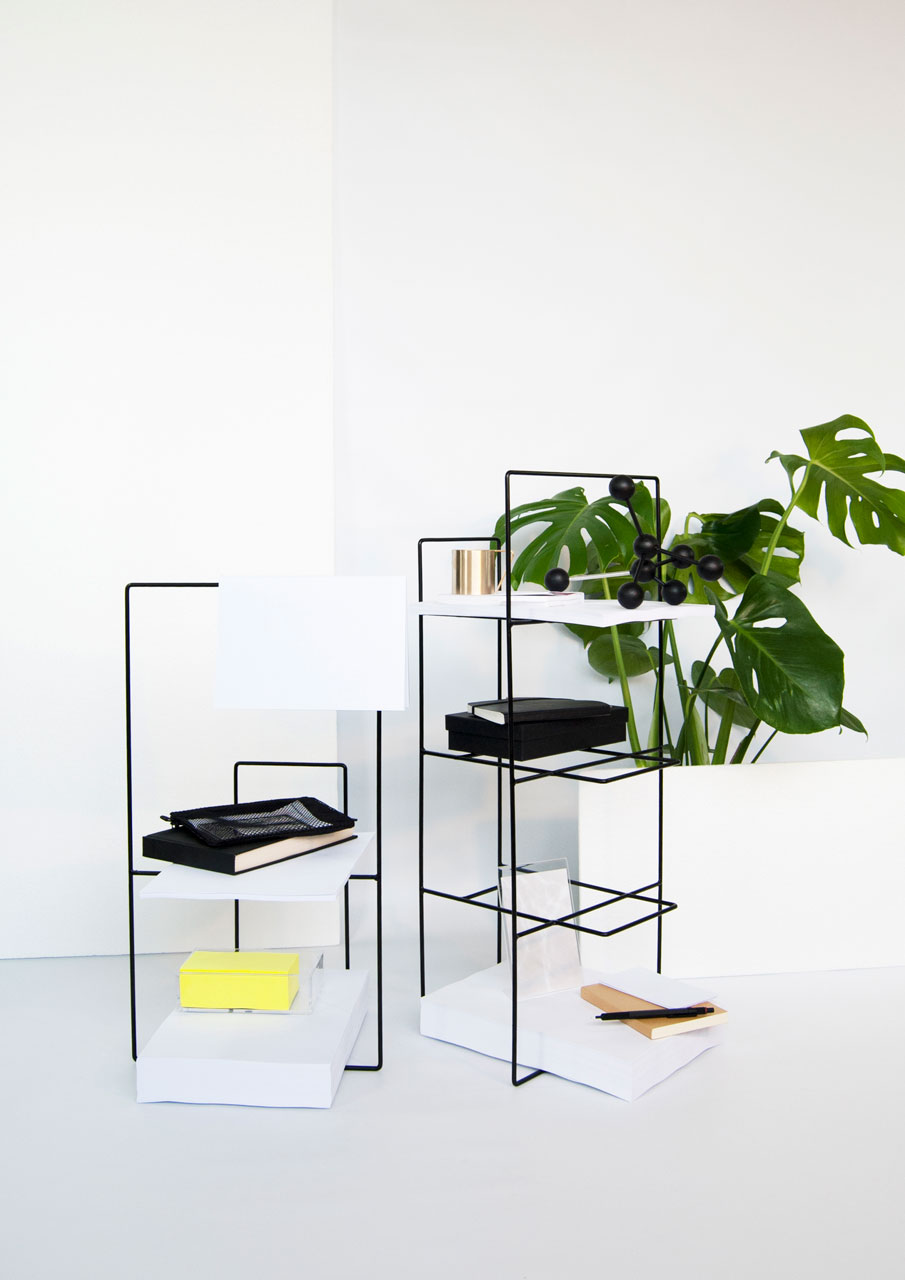 minimalist furniture a minimalist collection of furniture inspired by the line ... ESAVZOR