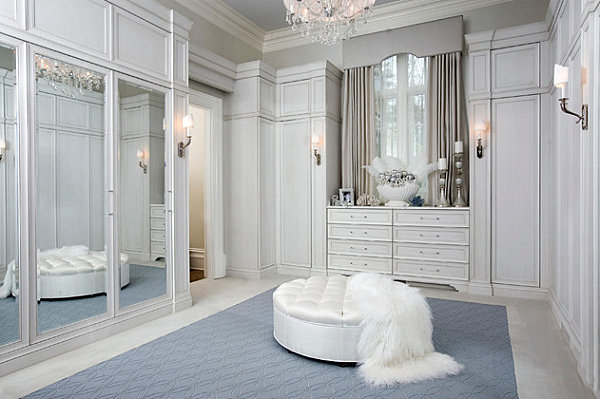 mirrored closet designs view in gallery mirrored doors in an elegant closet JBUDAVW