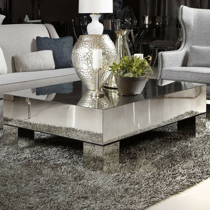 mirrored coffee table table: great mirror coffee table mirror coffee table diy, mirror . FPOTAUZ