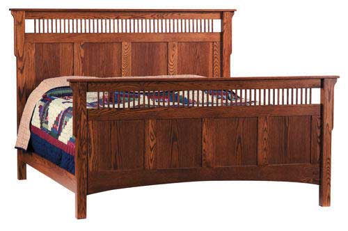 mission furniture mission deluxe bed by counrty classics. mission deluxe bed by counrty XWEHWYX