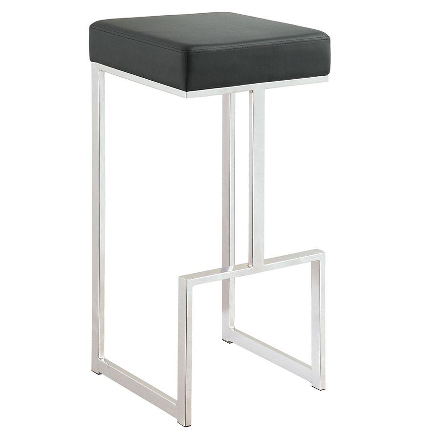 modern bar stools call to order · orly black modern bar stool AQDDJGG