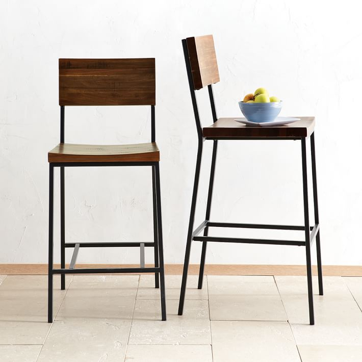 modern bar stools counter height rustic bar stool counter stool west elm counter height stools modern IQYXMPR