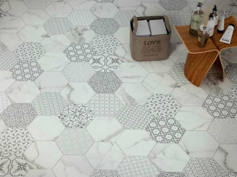 modern ceramic tiles ... gallery decorative hexagonal tiles RLJQSGU