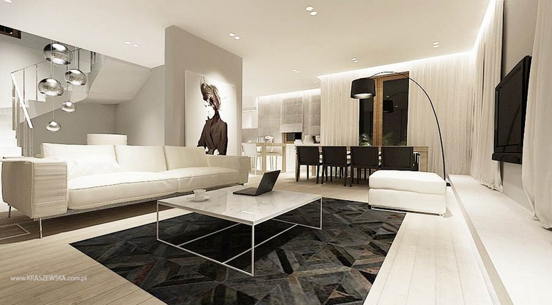 Modern Decor Of Your Home Complements your Modern Setting ...