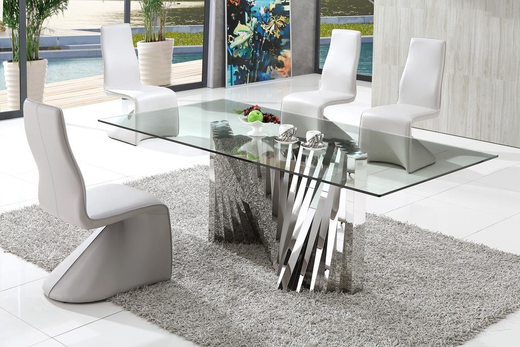 modern dining tables for less table design models of pertaining to VGGTZRG