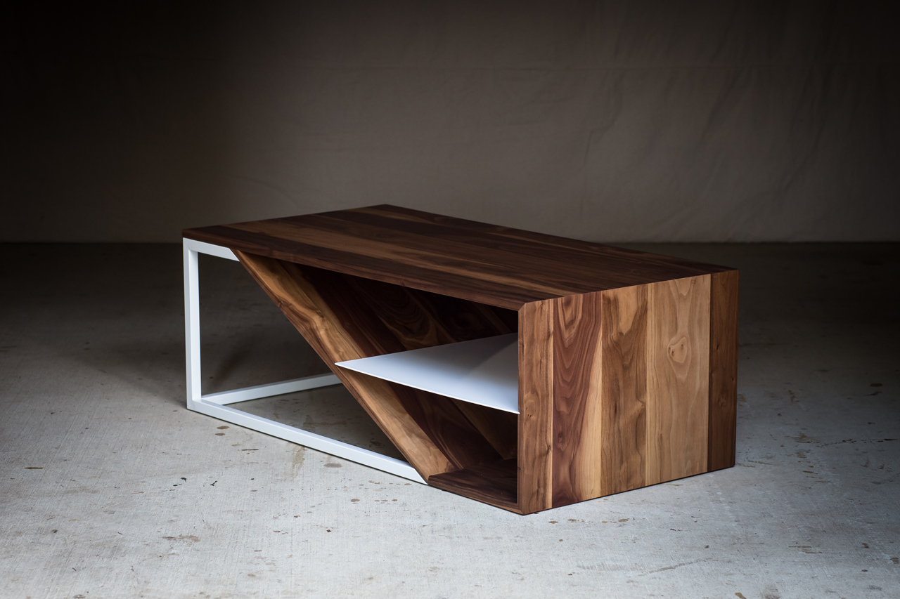 modern furniture design harkavy furniture focuses on modern pieces made of wood and steel LCZBPYN