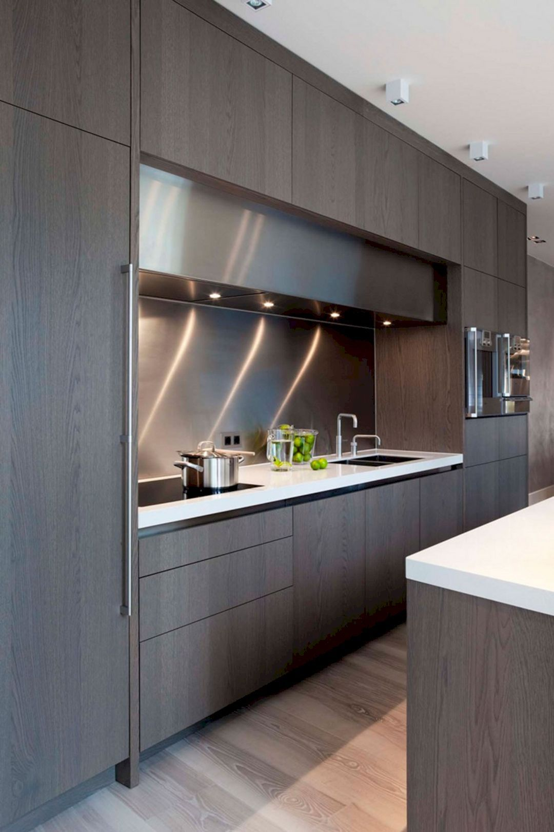 modern kitchen cabinets stylish modern kitchen cabinet: 127 design ideas  https://www.futuristarchitecture.com/20591-modern-kitchen-cabinet.html MHDZUGW