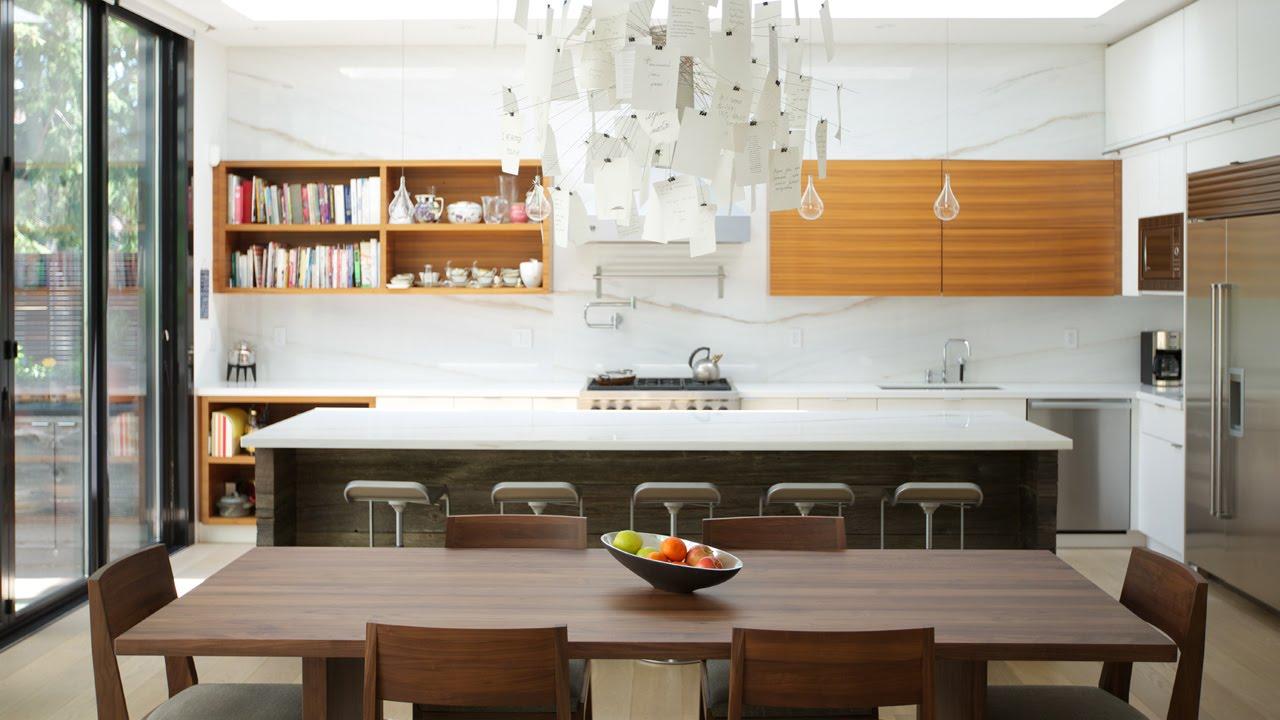 modern kitchen concepts interior design - how to design a modern open-concept kitchen - EJUBFLB