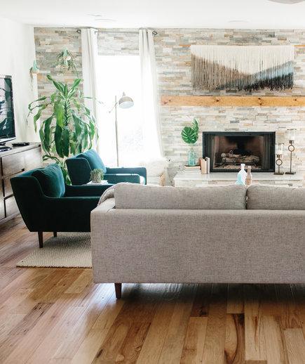 modern living room ideas boho living room YBIYGIF