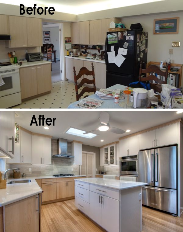 modern remodel kitchen ideas before u0026 after photos of a mid-century kitchen that goes modern. RAVAOPD