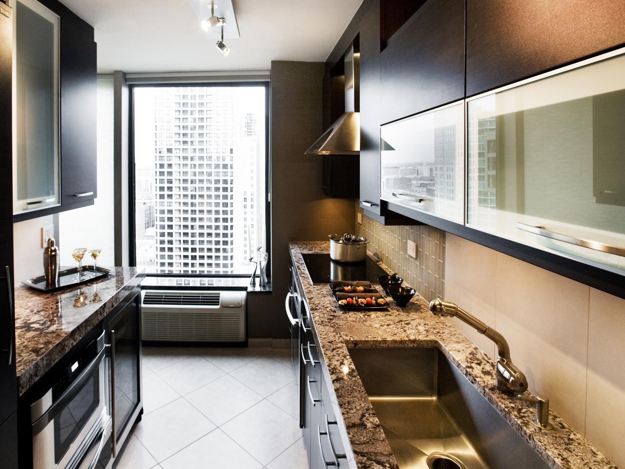 modern remodel kitchen ideas small galley kitchen ideas PVRIMLH