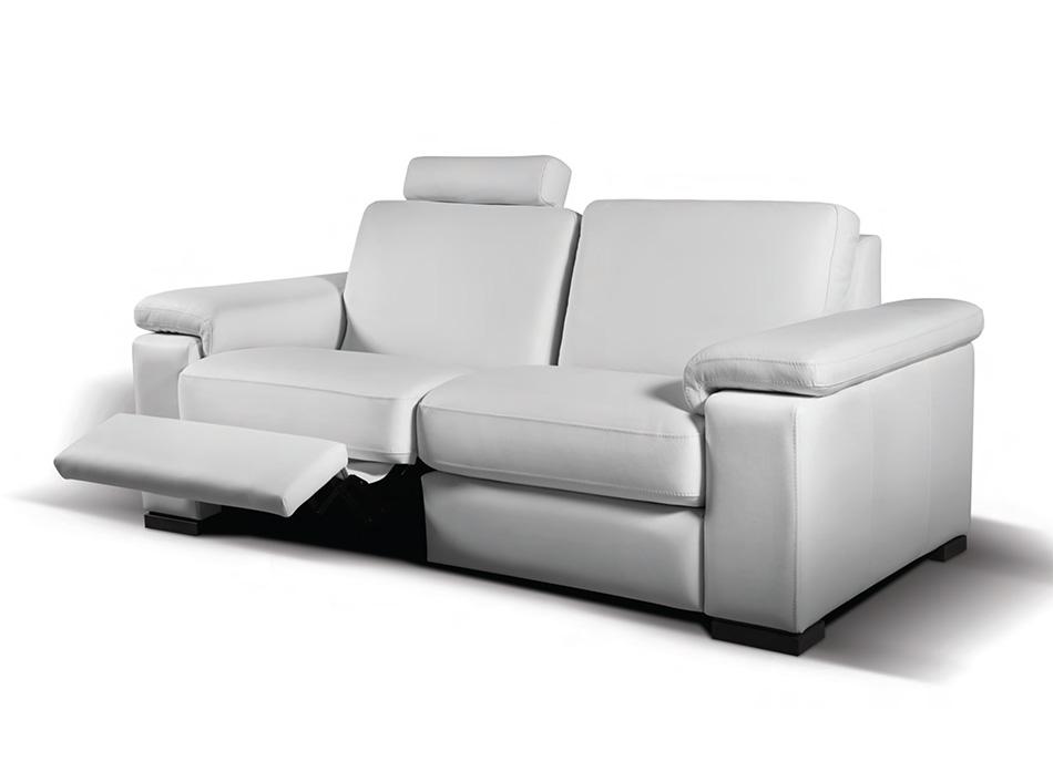 modern sofa recliner modern recliner sofa granados by seduta du0027arte italy GUXEPZX