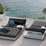 Modern Sun Loungers for Warming Yourself in the Sun