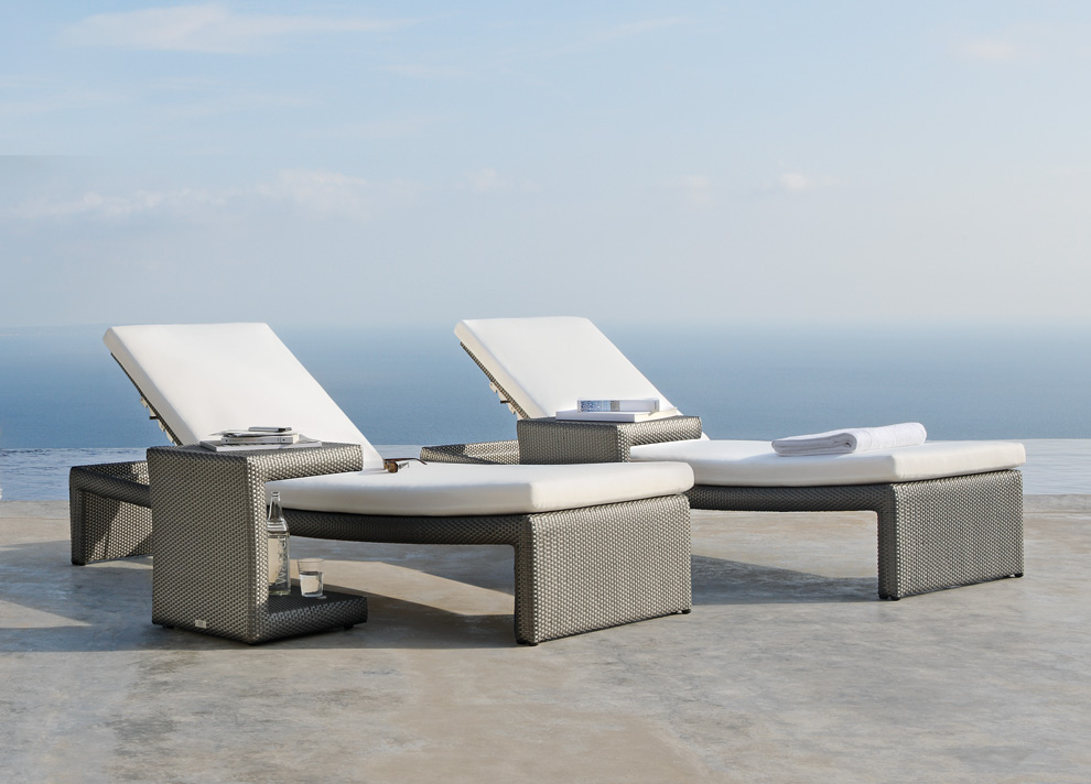 modern sun loungers manutti south beach sun lounger - no longer available KGQWIYS