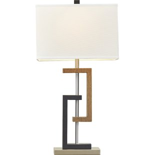 modern table lamps oliver 28.75 MUIKECD