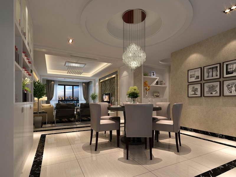 Modern Wall Decor Ideas Charming Dining Room With Ozmzmgm