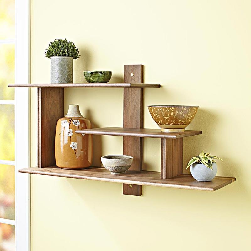 modern wall shelf QDRVQES
