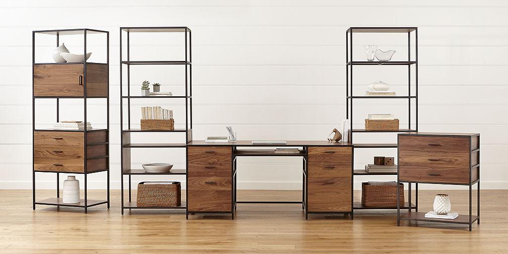 modular furniture knox modular home office collection OEGVKFO