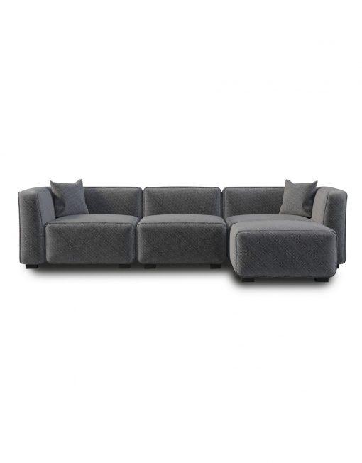 modular sofa soft-cube-comfy-modular-sectional-sofa-in-grey GSJHMAN