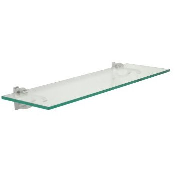 monarch floating glass shelf (36 in. w x 8 in. d) DUQGCES