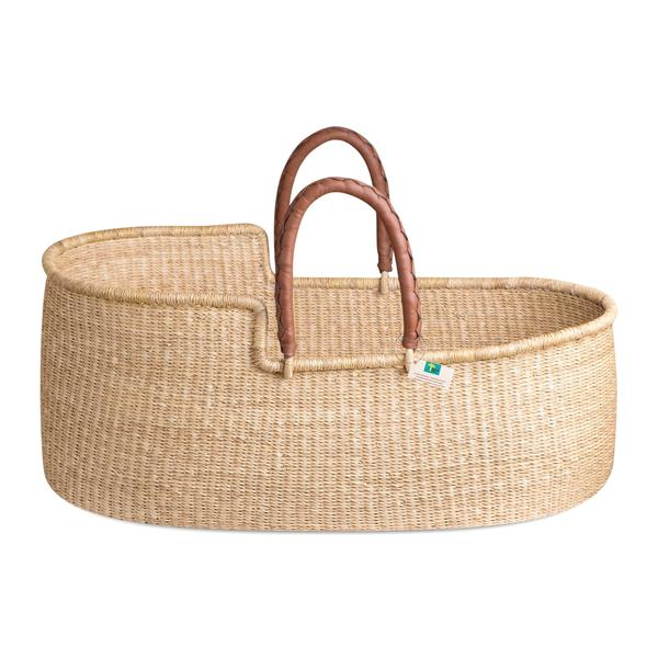 moses basket signature bilia bassinet - natural - design dua. PXJEZMC