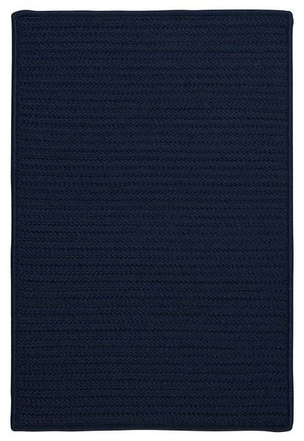navy blue rug 12u0027 square (large 12x12) rug, navy (blue) indoor/outdoor QENXNKW