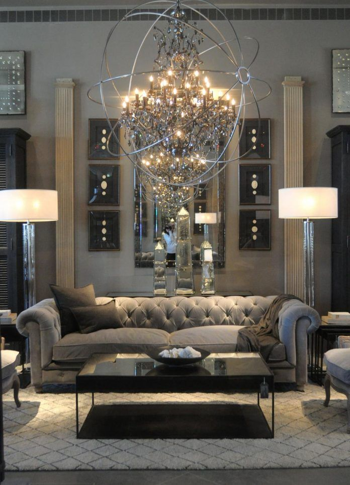 new lounge ideas 29 beautiful black and silver living room ideas to inspire | SPDZTHY