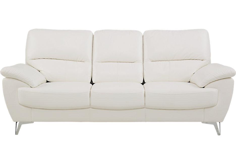 northway white sofa - sofas (white) JXKXYST