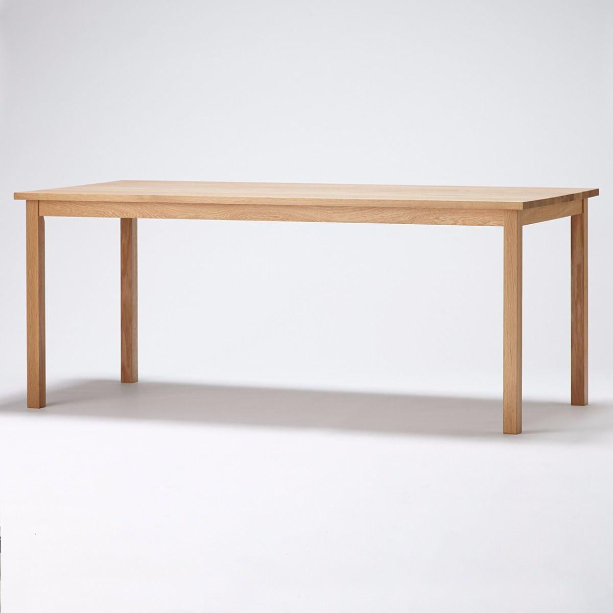 oak table 180cm TXDVXRY