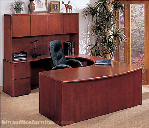 office desk furniture captivating u shaped office desk with hutch bina discount office furniture GWNBCTI