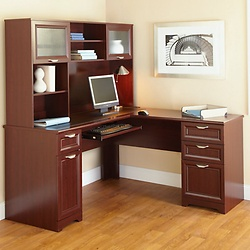 office desk furniture hutch ZAHFBRT