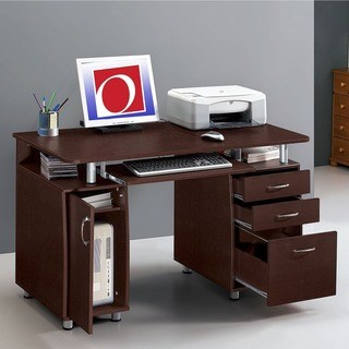 office desk furniture modern designs multifunctional office desk with file cabinet DZSUISN