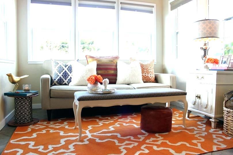 orange rugs for living room orange bedroom rug beige and orange RSIRWVV