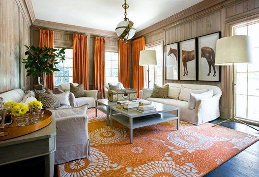 orange rugs for living room orange curtains YXURLBO