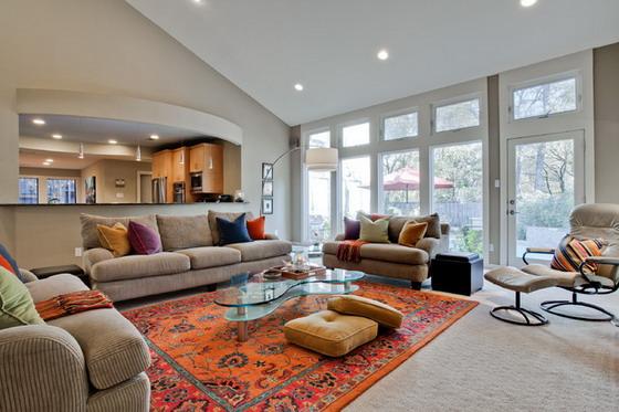 orange rugs for living room orange rug living room beautiful orange rugs in contemporary living room KSVLTQP