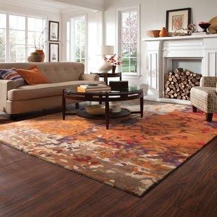 orange rugs for living room wora hand woven orange area rug CLCQSTP