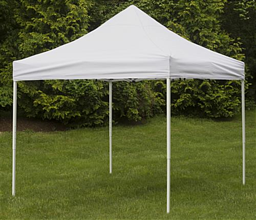 outdoor canopy portable canopy with steel frame ... COQQJZP